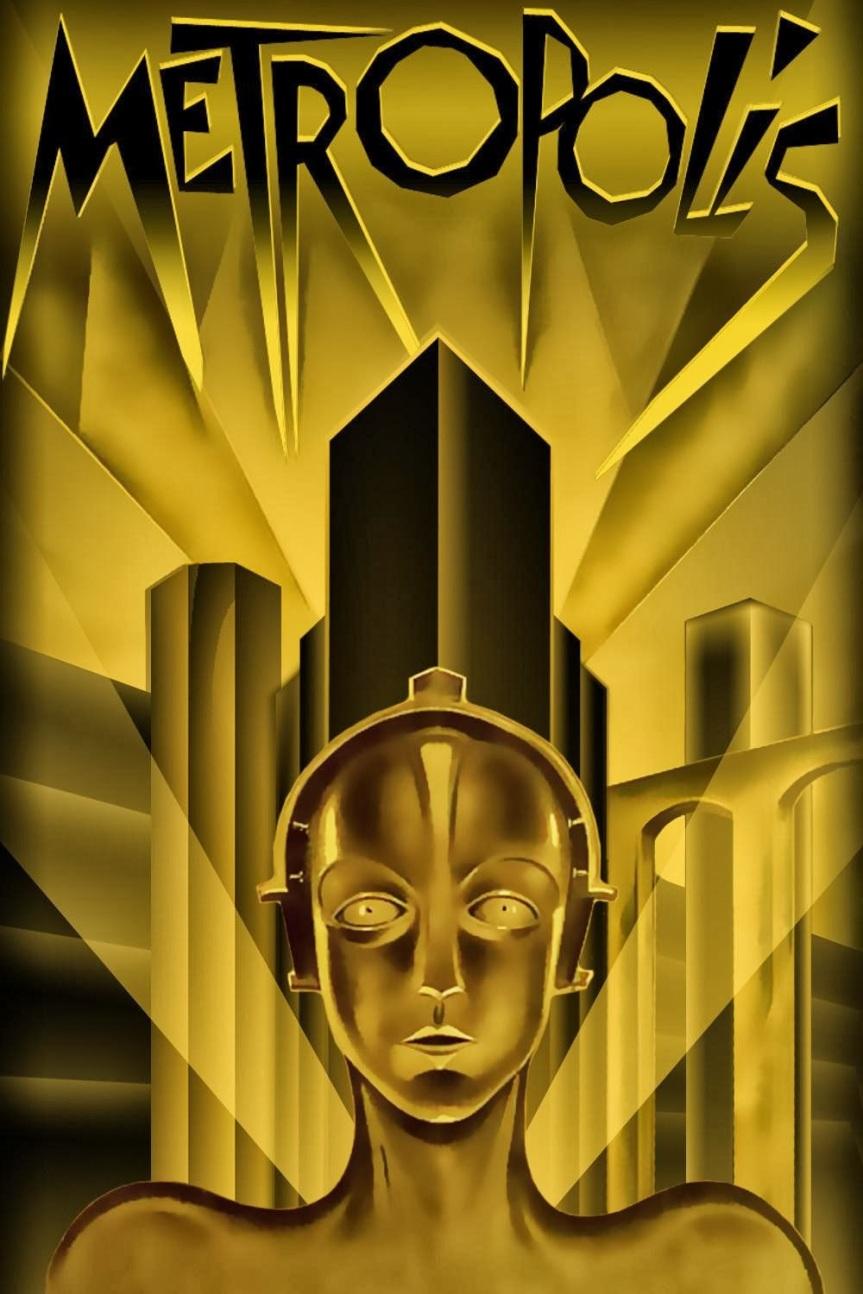 Metropolis-gold