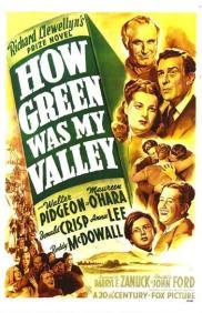 Qué verde era mi valle!